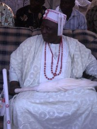 Oba Solomon Oluwagbemiga Oloyede